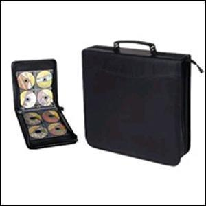 CD Carry Case, 200 CDs