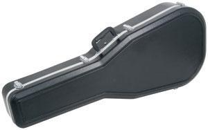 Deluxe Western Guitar ABS Case