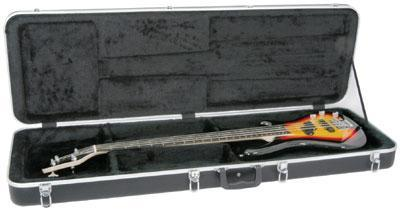 Deluxe Electric Bass ABS Case