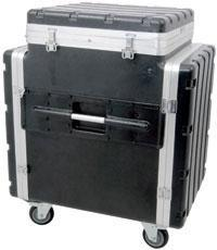 Tilt Top 19' PA Rack Case