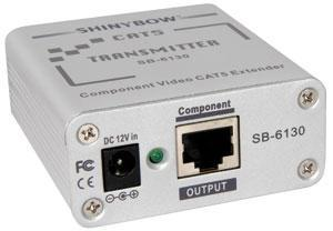 SB-6130 CAT 5 Component Video (RGB) Transmitter