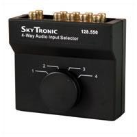 4-Way Audio Input Selector