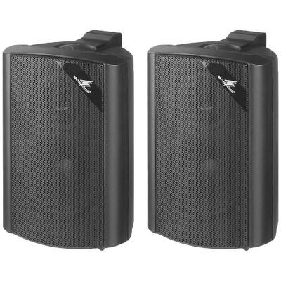 Pair of 4ohm 30W RMS 2-way Speaker Set Various Colours