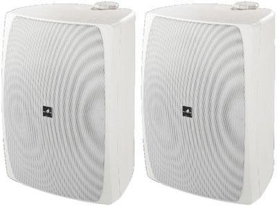 MKS-6PRO Pair High-Power Speakers, 150WMAX, 80WRMS each speaker