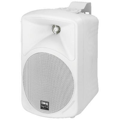 IMG Stageline PAB-416 Wall mount PA Speaker 30W 16Ohm - White or Black