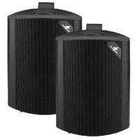 Pair Of 4ohm 60w RMS 2-way Speaker Set Various Colours