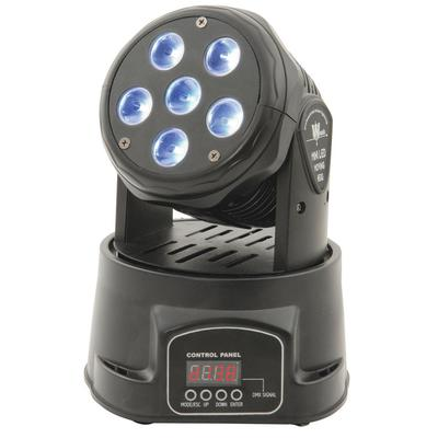 QTX Quad Colour Moving Head