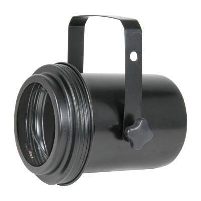 PAR36 Spot Light Black