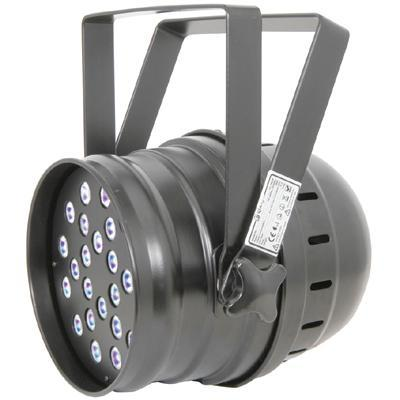 High Power 24 x 3W 3-IN-1 TRI-Colour LED PAR 64 Cans