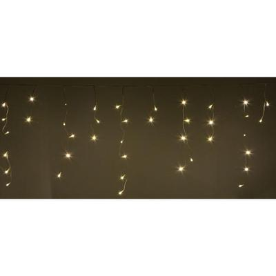 240 LEDs String Icicle Light - White