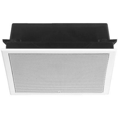 PA Wall And Ceiling Speaker For Flush Mounting