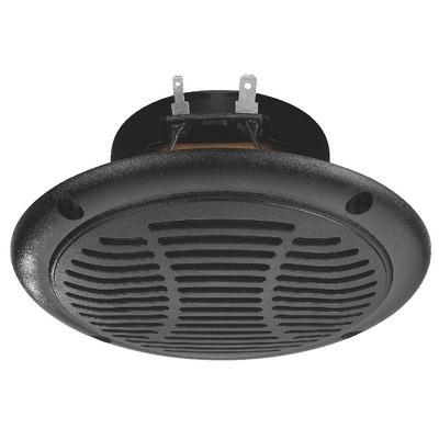 SPE-110P/SW Ceiling Speaker Ideal for Saunas & Swimming Pools - Black