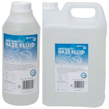 High Quality Haze Fluid 5 Or 1 Litre Bottles