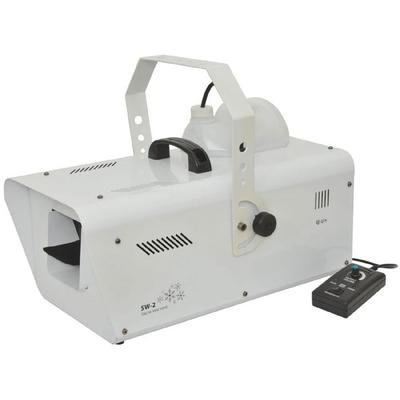 1200W Snow Machine with Remote Control