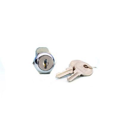 Cylinder Lock To Fit Rack Doors