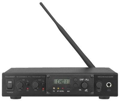 TXA-800ST Professional 16-channel mono PLL Audio Transmission System