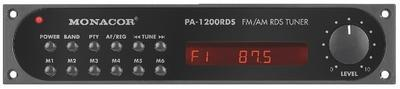 PA-1200RDS FM/AM RDS Tuner Insertion