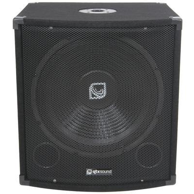 15´´ Woofer Bass Box 300W