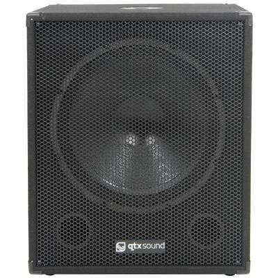 QTX Sound Active Subwoofer 600W or 1000W