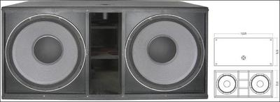 Citronic CX-1000B Ultima Professional Series Speaker