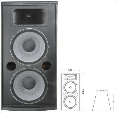 Citronic CX-6004 Ultima Professional Series Speaker