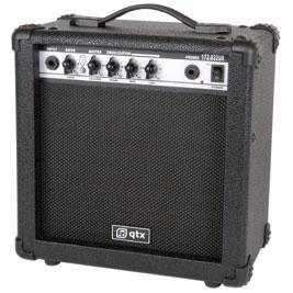 Guitar Amplifier With Overdrive, 15W