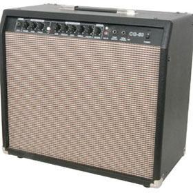 Chord CG-60 Guitar Amplifer 60W