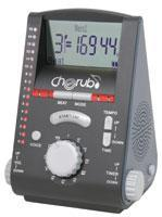 Digital Metronome With LCD Readout
