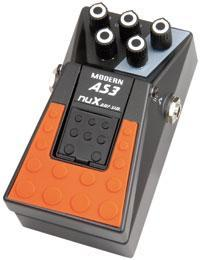 Amplifier Simulator Effects Pedal