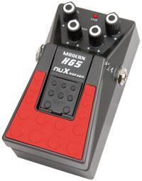 Modern High Gain Effects Pedal