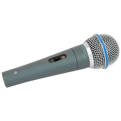 DM-15 Dynamic Hand Held Microphone - 600 Ohms