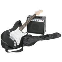 Mega Deal Electric Guitar and Accessories Kit - Black
