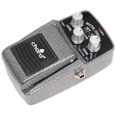MT-50 Metal Driver Guitar Pedal