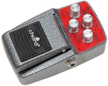 RV- Digital Reverb Pedal