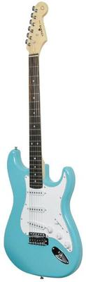 Vintage Green Gloss Electric Guitar