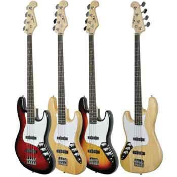 CAB42 Electric Bass Guitars