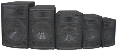 Disco PA Speakers