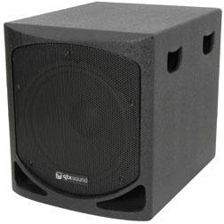 "QLB Active Sub Cabinets 12""/15"""