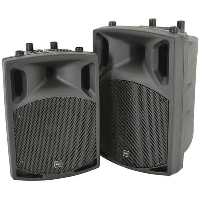 "Active PA Speaker with Bluetooth 8"" or 10"""
