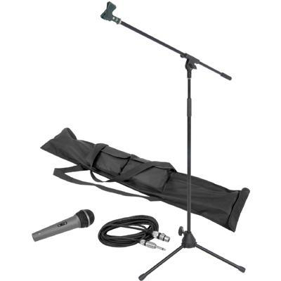 Complete Microphone Kit With Carry Bag