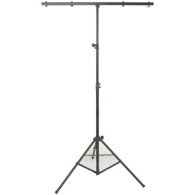 Lightweight T-Bar Lighting Stand Holds Up to 30 KG