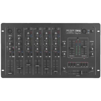 MPX-206/SW 6-Channel Stereo Mixer