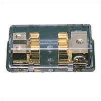 1 In 2 Out Fused Power Distribution Block