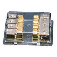 3 In 4 Out Fused Power Distribution Block