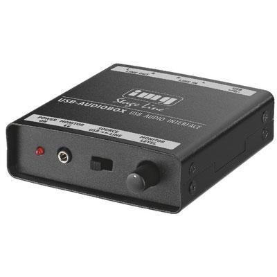 Compact USB Audio Interface