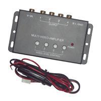 4 Channel Video Signal Amplifier Splitter