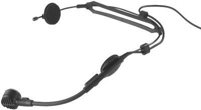 HM-30 Dynamic Headband Microphone with 3.5mm Jack