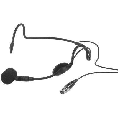 IMG Stageline HSE-90 Electret Headband Microphone