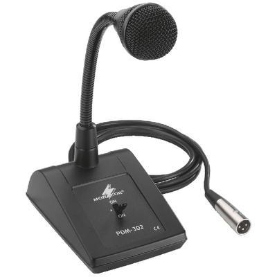 PDM-302 Desk Microphone with XLR