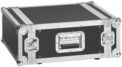 4RS 19' Equipment Flight Case